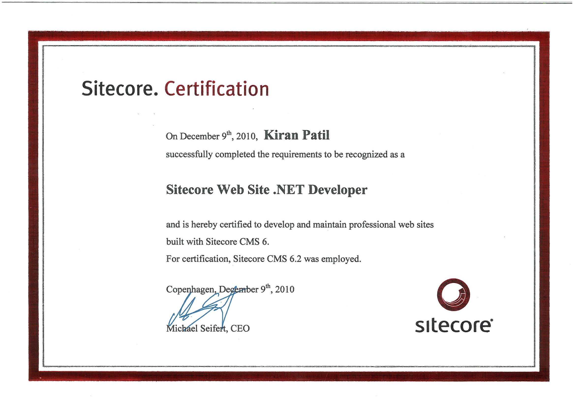 About | Sitecore basics!